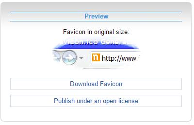 Способы добавления Favicon на сайт